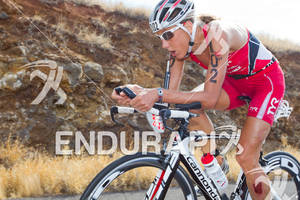 Chrissie Wellington (GBR) on bike at the 2011 Ford Ironman World Championship