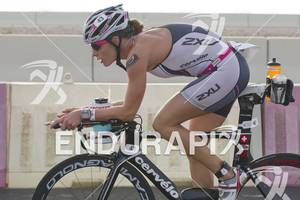 Caroline Stephen at the 2012 Abu Dhabi International Triathlon