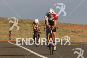Ruedi Wild at the  Ironman 70.3 St. George on May 4, 2013 in St. George, UT