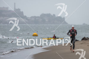 2014 Escape from Alcatraz Triathlon