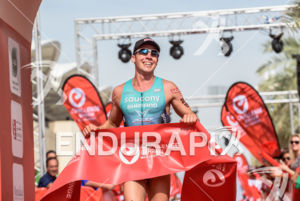 Tim Reed finishes third at the 2014 Challenge Bahrain in Bahrain on December 6, 2014.