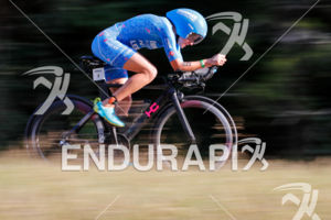 Laura Phillip during the bike portion of the 2017 Ironman 70.3 World Championship in Chattanooga, TN, USA, on Sep. 09, 2017.