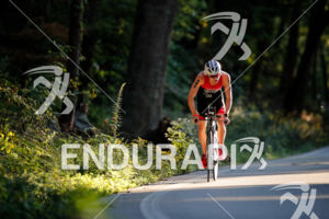 Ben Kanute during the bike portion of the 2017 Ironman 70.3 World Championship in Chattanooga, TN, USA, on Sep. 10, 2017.