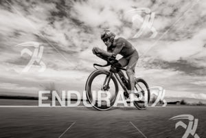 Andreas Dreitz (GER) competes during the bike leg at the 2018 Ironman World Championship in Kailua-Kona, HI on October 13, 2018.
