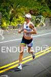 Mirinda Carfrae in the run portion of the 2010 Ford…