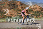 Heather Wurtele on the bike portion of  the 2011 Ford…