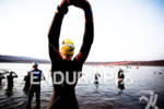 Pre race stretch at the 2011 Ford Ironman, St. George…