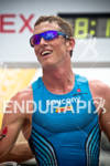 Luke Bell AUS happy to finish at the 2011 Memorial…