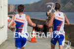 at the 2011 Escape from Alcatraz Triathlon on June 5,…
