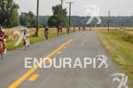 Ahtletes bike through the scenic and historic Eastern Shore at…