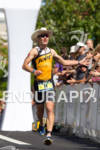 Adam Jensen and hat finish at the 2011 Ford Ironman…