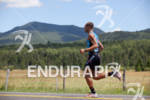 Matthew Russell on run at the 2011 Ford Ironman Lake…