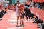 Georg Potrebitsch (DEU) hugs Jan Raphael (DEU) at the finish…