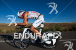 Fraser Cartnell on bike at the 2011 Ironman Boulder 70.3…