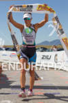 Angela Naeth is victorious at the 2011 Ironman Boulder 70.3…
