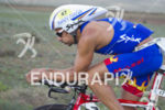 Ivan Rana,  on the Bike portion of the Ironman 70.3…