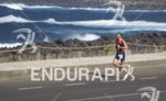 Danne Boterenbrood,  on the run portion of the Ironman 70.3…