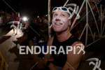 Paul Ambrose (AUS) pre race at the 2011 Ford Ironman…
