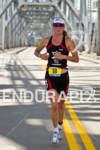 Donna Phelan (CAN) runs over 2nd Street Bridge at the…