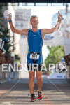 First age group finisher Brian Scheall (USA) at the 2011…