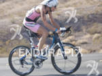 Heather Wurtele rides during the Ironman 70.3 World Championships