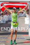 Michael  Weiss (AUT) finishes the Ironman World Championship 70.3 in…