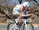 Julie Dibenson the bike portion of the 2011 Ford Ironman…