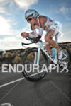 Julie Dibens in the bike portion of the 2011 Ford…