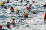 Pro Athletes at the swim start of the 2011 Ford…