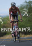 Kelly Williamson of Austin, TX competing in the bike portion…
