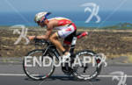 Craig Alexander of Australia on the bike at the 2011…