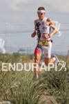 Torsten Abel (USA) on run at the 2011 Ford Ironman…
