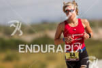 Rebekka Essmuller (DEU) on run at the 2011 Ford Ironman…