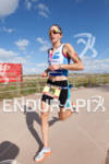 Jeanne Collonge (FRA) on first lap of run at the…