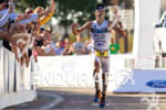 Eneko Llanos wins the 2011 Ford Ironman Arizona