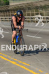 Lance Armstrong riding at the 2012 Ironman 70.3 Panama in…