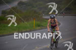 Heather Jackson climbs at the  Ironman 70.3 California on March…