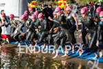 Women's swim start at the Avia Wildflower Triathlon on May…