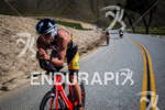 Jesse Thomas on the bike at the Avia Wildflower Triathlon…