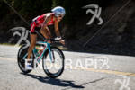 Lindsey Corbin climbs on the bike at the Avia Wildflower…