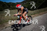 Jennifer Tetrick on the bike at the Avia Wildflower Triathlon…