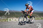 Tim Hola climbs the wall at the  Ironman St. George…