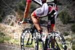 Dantley Young on bike at the  Ironman St. George on…