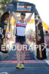 Melanie Mitchell, First female, Ironman Australia, May 6 2012, Port…