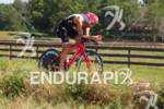 Jordan Rapp rides his Specialized S-Works at the Ironman Texas…