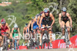 Nicola SPIRIG (SUI) leading on the bike 2012 ITU World…