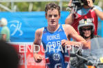 1st Jonathan BROWNLEE (GBR) on the run at the 2012…