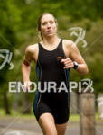 Jennifer Tetrick in the run portion of the 2012 Boise…