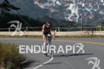 Andy Potts climbs back to transition at the 2012 Escape…