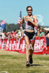 Emily Cocks finishes fourth at the 2012 Escape from Alcatraz…